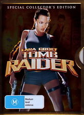 Lara Croft Tomb Raider - Action / Adventure / Fantasy - Angelina Jolie - NEW DVD