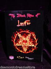 THE BLACK RITES OF LUCIFER by Carl Nagel. Occult, Finbarr Satanism. Black Magick