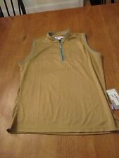 Womens Titania Golf Shirt, NWT, L