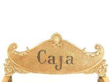 Copete decorativo para Caja registradora National
