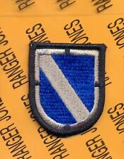 SOCEUR Special Operations Command EUROPE Airborne beret flash patch #4 m/e