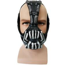 Batman:The Dark Knight Rises Bane Dorrance Mask Cosplay Prop Costume Helmet