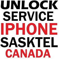 Sasktel Canada iPhone 7+ 7 6S 6S+ 6 6+ 5S 5C 5 4S Premium Factory Unlock Service