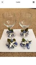 Lot of 100 Wedding Favor Decorative Wine Glass Charm