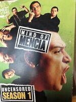 Mind of Mencia - Uncensored Season 1 (DVD, 2006, 2-Disc Set)
