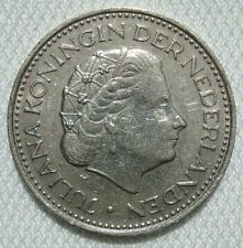 1 Gulden 1971 Juliana Netherlands Coin