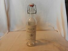 Montana Wild Chokecherry Liqueur Empty Bottle with Cap from Willie's Distillery