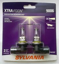 *NEW* Sylvania 9006 XTRAVISION 9006 Car Headlight Bulb - 2 Pack