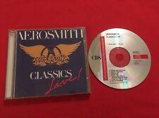 AEROSMITH CLASSICS LIVE 4672972 OTTIME CONDIZIONI CD