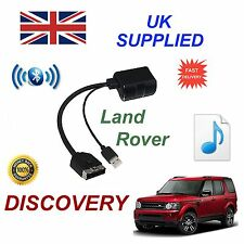 For LandRover Discovery Bluetooth Music Module USB iPhone HTC Nokia LG Galaxy