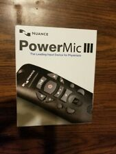Nuance Power Mic III 0POWM3N9 Medical Dictaphone USB New in Box