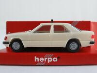"Herpa 041591 Mercedes-Benz 300 E Limousine (1989-1993) ""TAXI"" 1:87/H0 NEU/OVP"