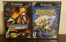 Star Fox: Assault CASE ONLY NO GAME w/ Manual Adventures Nintendo GameCube