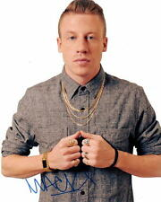 MACKLEMORE.. Grammy Award Winning Singer (The Heist) SIGNED