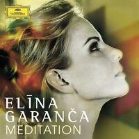 ELINA/CHICHJON,KAREL MARK/+ GARANCA - MEDITATION   CD NEW! VARIOUS