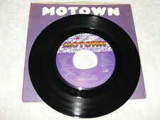 """Smokey Robinson """"Just To See Her / I'm Gonna Love You.."""" 45 RPM,7"""",1987,Nice EX!"""