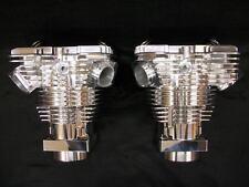 """Harley Shovelhead Billet 3 5/8"""" Bore Heads Cylinders FX FXE FXR FL FLH FLT FLHT"""