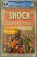Shock SuspenStories #2 (1952) CGC 6.0 -- EC classic comic; Red scare