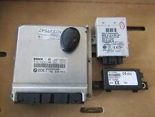 MK2 Rover 75 MG ZT Diesel Engine ECU SET NNN500340 Automatic Transmission 1 key.