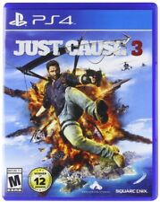 NEW Just Cause 3 (Sony PlayStation 4, 2015)