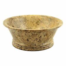 Fossil Stone 8.5-inch Modern Fruit Bowl