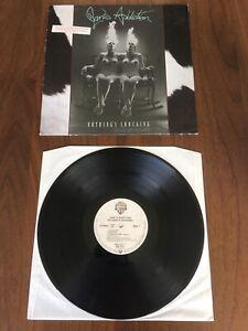 Jane's Addiction Nothings Shocking Vinyl UK 1st Press WX216 925 727-1