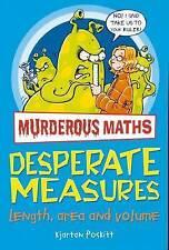 Desperate Measures by Kjartan Poskitt (Paperback, 2008)-F040