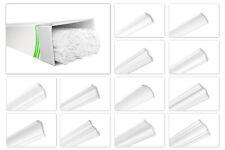 50m Stuckleisten Zierleisten Styroporleisten Stuck Dekor Deckenleisten HEXIMO ZG