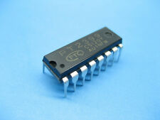 5PCS PT2399 2399 DIP-16 Echo Audio Processor Guitar IC NEW