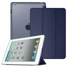 For Apple iPad 2 / 3 / 4th Gen 9.7 Inch Case Slim Shell Cover Stand