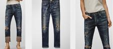 Citizens of Humanity Premium Vintage Corey Jeans in Bourbon Wash; 23