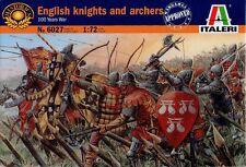 Italeri - English knights and archers (100 Years war) - 1:72