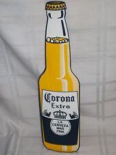 Corona Beer Bottle Sign