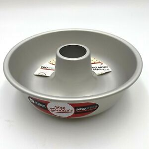 Fat Daddio's Ring Mold Pan 7 x 2 1/4 in Pro Series Bakeware Anodized Aluminum