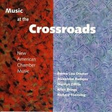 MUSIC AT THE CROSSROADS: NEW AMERICAN CHAMBER MUSIC NEW CD