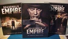 Boardwalk Empire The Complete First,Second,Third Seasons (3 is new) Box Sets