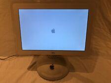 "Prototype 17"" Apple iMac G4 1GHz PVT Rare"