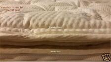 Organic Pillowtop Zipper Cover For Queen size Softside Waterbed Mattress