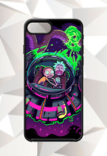 RICK AND MORTY  IPHONE 5 6 7 8 X PLUS (US SELLER) CASE FREE SHIPPING
