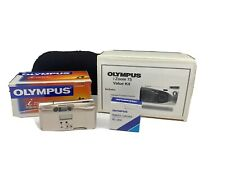 Olympus i Zoom 75 Aps Point & Shoot Film Camera with Remote