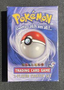 1999 Pokemon Game 2 Player Starter Set(Deck) Base Set - Factory Sealed