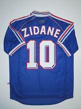 Adidas 1998 1999 2000 World Cup France Zinedine Zidane Jersey Shirt Kit Jersey