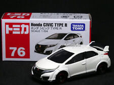 Takara Tomy Tomica #76 Honda Civic Type R 1/64 Diecast Car 076