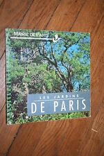 MAIRIE DE PARIS LES JARDINS DE PARIS  PHOTOGRAPHIES