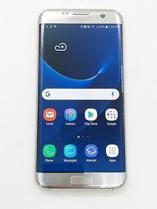 Samsung Galaxy S7 edge SM-G935A - 32GB - Silver (AT&T Unlocked) *Check IMEI*