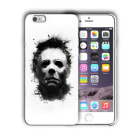 Halloween Michael Myers Iphone 5s SE 6s 7 8 X XS Max XR 11 12 Pro Plus Case n5