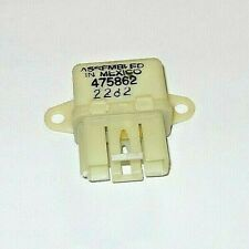 Engine Cooling Fan Relay-Fuel Injection Idle Air Control Valve R807 GM 1980 - 87