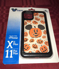 Disney Parks Halloween Mickey Pumpkins Iphone Cover Case Xs Max/11 Pro Max New