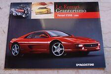 Le Ferrari Granturismo - Numero 23 - Ferrari F355 1994 - De Agostini