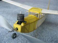 Baby Flea #Ff14 Easy Built Models Balsa Wood Model Airplane Kit Rubber Powered